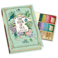 Search results for: 's the book of tea la belle epoque' Vintage Packaging, Tea Packaging, Bottle Packaging, Pretty Packaging, Packaging Design, Valentine Poster, Secret Garden Book, Clothing Packaging, Tea Brands