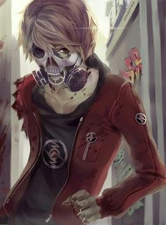 This seems to be a recreation of Dave from homestuck...