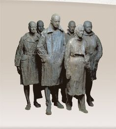 "George Segal. ""Rush Hour"""