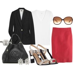 Office Chic by stylish2 on Polyvore