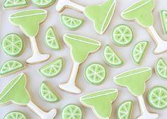 margarita cookies..... cinco de mayo perfection