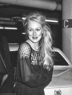Meryl Streep at the Academy Awards, 1979