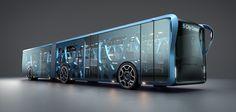 autobuses del futuro por dentro - Buscar con Google