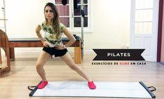 os Achados | Saúde | Pilates | Slide em casa