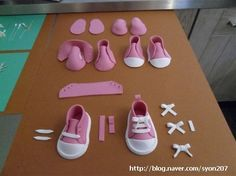 How to make baby converse :: 네이버 블로그