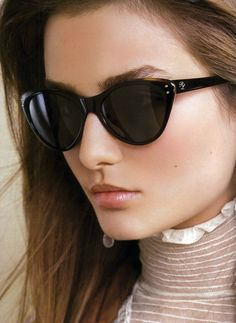 188a1a25b5f7 Andreea Diaconu - MODELWERK Ray Ban Sunglasses Outlet
