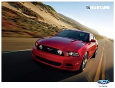 The first ford mustang was unveiled on april 17 1964 and 2014 will mark the model s anniversary. it was to be expected for the mustang to offer (. Ford Mustang Gt, 2017 Ford Mustang, Carros Chrysler, Chrysler Cars, Chrysler Dodge Jeep, Chrysler 300, Chrysler Vehicles, Bmw M1, Cars Under 25000