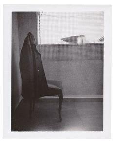 Patti Smith, Roberto Bolaño's Chair 2, 2010. © Patti Smith. Courtesy the artist and Robert Miller Gallery.