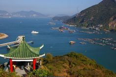 Lamma Island is a quick boat ride from downtown Hong Kong Hong Kong Tourist Attractions, Hong Kong Festival, Lamma Island, Chinese Festival, Macau, Beautiful Places, Places To Visit, Tours, China