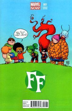 FF (2013) #1