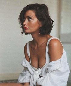 35 Amazing Short Haircuts for Women 2019 hair style, short hair style, hair brai… – Hair Styles Short Thin Hair, Short Hair Cuts For Women, Short Hair Model, Short Bob Hairstyles, Pretty Hairstyles, Blunt Bob Haircuts, Popular Short Hairstyles, Hair Day, New Hair