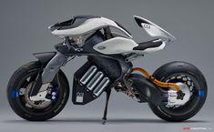 2017 Yamaha 'MOTOROiD' Concept