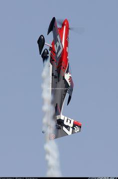 Zivko Edge 540 Sigma 50, Air Show, Fighter Jets, Airplane, Planes, Aviation, Military Aircraft, Modern, Plane