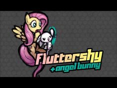 ▶ MLP Fighting is Magic - Fluttershy Stage Theme - YouTube
