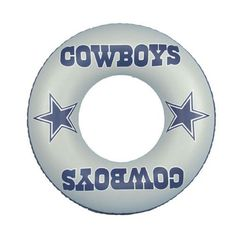 Dallas Cowboys Inner Tube by Team Sports America. $14.88. NFL Dallas Cowboys Inner Tube