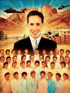 A Polygamist Cult's Last Stand: The Rise and Fall of Warren Jeffs Mormon Religion, The Devil's Advocate, Tower Of Babel, Pigs In A Blanket, Last Stand, Lds Church, Angels And Demons, Atheism, Political News