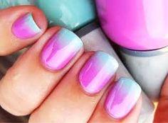 Purple and Green Nail Art Designs Purple Nail Art, Green Nail Art, Green Nails, Uñas Fashion, Girls Gallery, Beautiful Nail Designs, Nail Tutorials, Short Nails, Nail Arts