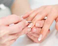 Spa Manipedi Here We also have Manicure and pedicure Services at a best price and we also do Nails Filling , kindly visit to us at Chicoutimi Mani Pedi, Manicure And Pedicure, Ongles Forts, Tips Belleza, Belleza Natural, Spa, Wedding Rings, Engagement Rings, Nails