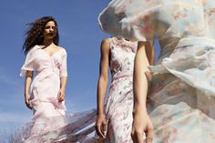 Topshop's First Bridal Collection In Full