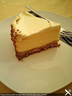 Der unglaublich cremige NY Cheese Cake. immer wieder lecker!!!: