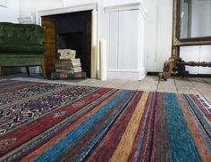 A vibrant colourful and contemporary Ersari rug #carpets #rugs #westsussex #sussex #luxury #homedecor #homedesign #ethicallysourced #london #interiors  #shoplocal #shopsmall #petworth #petworthuk #handcrafted #handknotted  #luxuryhomes #luxuryliving #luxurylifestyle #affordableluxury  #luxuryhomes  #decor #homedesign #homestyling #countrystyle #countryinteriors #countrylife #countryinteriors #orientalrugs #orientalcarpets #countryhomes #englishcountryside