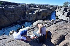 Augrabies Falls, South Africa, Cape, Tourism, National Parks, African, Explore, Travel, Mantle