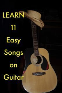 Learn 11 easy songs on guitar, chords, strumming patterns, & the chord progressions to the songs. Each song comes with a bonus Video to help you step by . Learn Acoustic Guitar, Learn Guitar Chords, Guitar Chords Beginner, Learn Guitar Online, Learn Guitar Beginner, Fender Acoustic, Guitar Chord Chart, Learn To Play Guitar, Guitar Chords For Songs