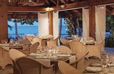 The aptly named Beach Club serves food to rival the view at Casa de Campo in the Dominican Republic