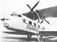 Farman F.180 T (1928) - airliner