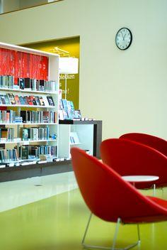 Bibliotheek Assen, 'De Nieuwe Kolk' (foto: Manon)