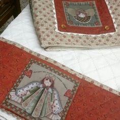 Capa e toalha para máquina de costura