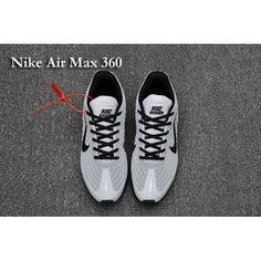 1fc6153035e9 Homme Nike Air Max 360 Chaussures de course Gris
