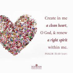 REDE MISSIONÁRIA: A CLEAN HEART