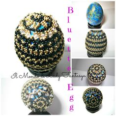 Il Mondo di Lady Fantasya: Bluette Egg
