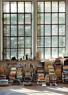 Faire fi d'une bibliothèque.