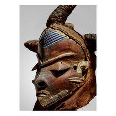 African Masks, African Art, African Sculptures, Ocean Art, Republic Of The Congo, Art Day, Art For Sale, Art Gallery, Statue