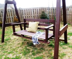 www.goodshomedesign.com how-to-build-a-backyard-swing-set