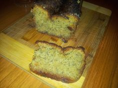 Na przekór niemożliwemu : Ciasto cytrynowo makowe