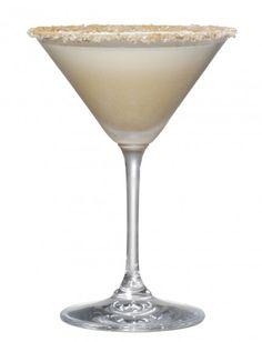 Turtle Dove ~ Vanilla Vodka, Hazelnut liqueur, Amaretto and Cream