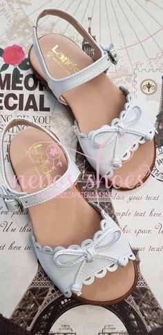 Girls Shoes, Children, Kids, Footwear, Sandals, Style, Fashion, Baby Sandals, Child Fashion
