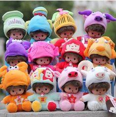 Лот: 3837935. Фото: 2. Сувенир кукла (обезьяна) Monchichi... Сувениры