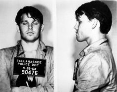 Jim Morrison September 28, 1963, Tallahassee, FL Charged With: Public drunkenness and stealing a police helmet and umbrella. Six years later, Morrison upped the stakes when he was famously arrested for indecent exposure, lewd acts, profanity and public intoxication.