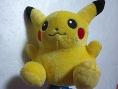 NWT Japan Pokemon Center Limited Pikachu Plush Doll Pocket Monster Japan F/S #Takara