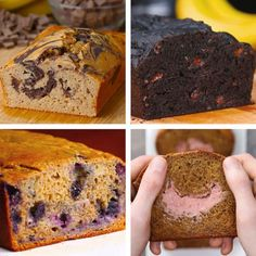 Switch Up Your Standard Breakfast With These 4 Healthier Banana Breads