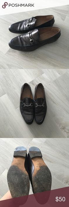 Men's Gucci shoes Brown Gucci shoes Gucci Shoes Loafers & Slip-Ons