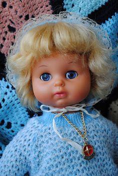 Boneca Dindin da Estrela 1981