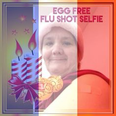 Finally cleared to get me egg free flu shot. Egg Free, How To Get, Selfie, Photos, Pictures, Photographs, Selfies