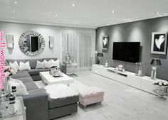 2 443 mentions J& 32 commentaires - Meral Sucu ( sur Instagra . Glam Living Room, Living Room Decor Cozy, Interior Design Living Room, Living Room Designs, Living Rooms, Black And White Living Room, Apartment Living, Cozy Apartment, House Design