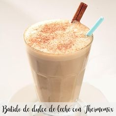 Milkshake with Thermomix - Milkshake with Thermomix - Churros, Yeast Free Diet, Coffee Punch, Coffee Presentation, Coffee Counter, Spanish Desserts, Condensed Milk Recipes, Candida Recipes, Sweet Coffee