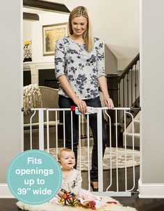 Easy Step Baby Gate